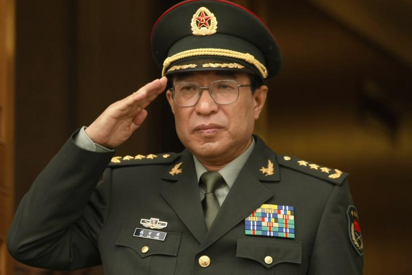 Xu Caihou, former vice chairman of Central Military Commission