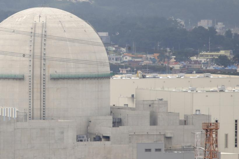Shin Kori No. 3 nuclear reactor, South Korea