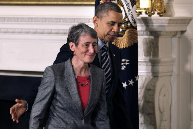 Sec. Sally Jewell