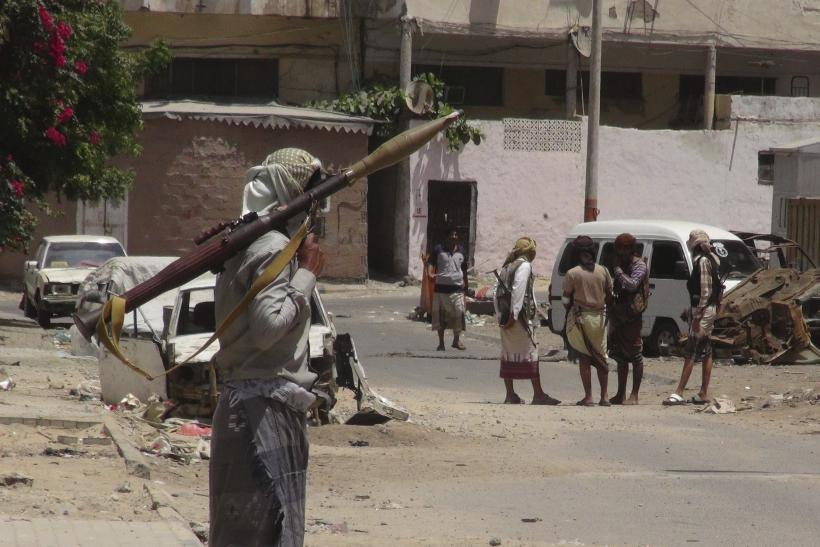 aden yemen troops