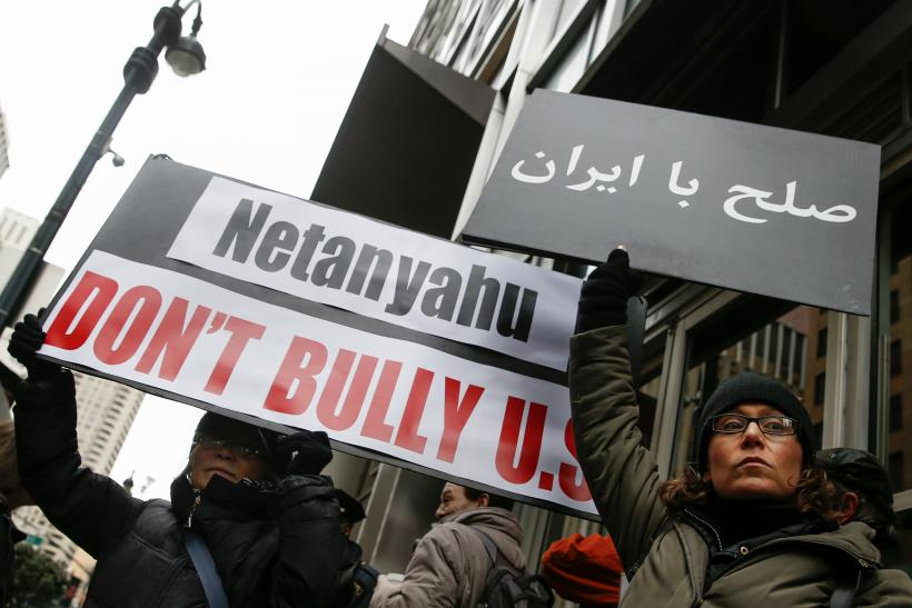 NetanyahuProtests_NYC_March2015