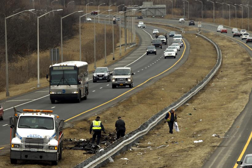 NYC Wrong-Way Crash: Off-Duty New Jersey Cops Were At Strip
