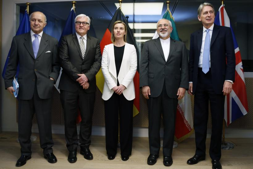 Talks on Iran's nuclear deal
