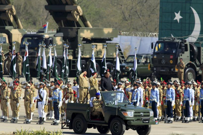 Pakistan parade