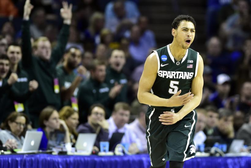 Michigan State Basketball Schedule Betting Odds As