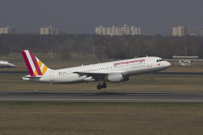 Germanwings_Takeoff