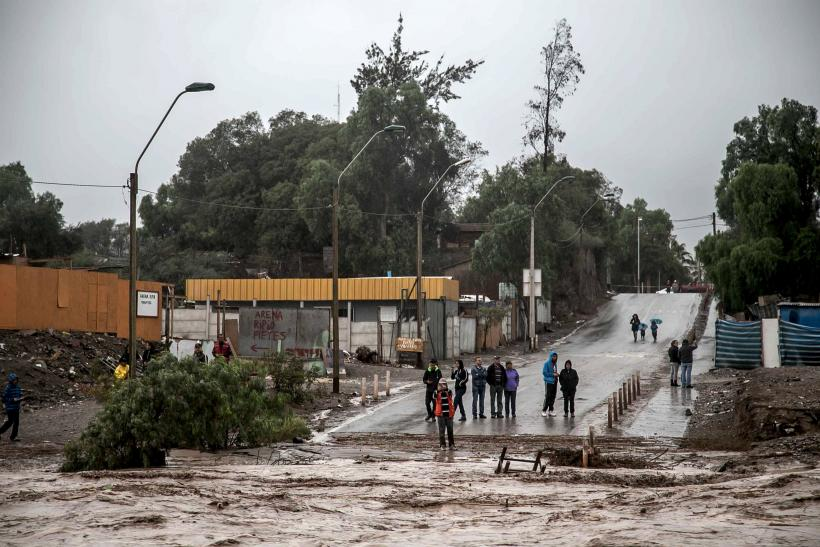 chile floods