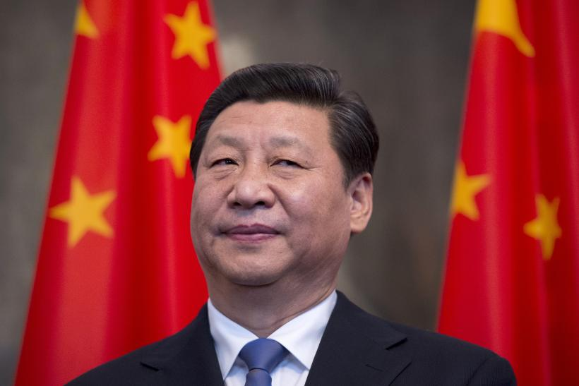 China's Xi Preaches Peace In Keynote Address