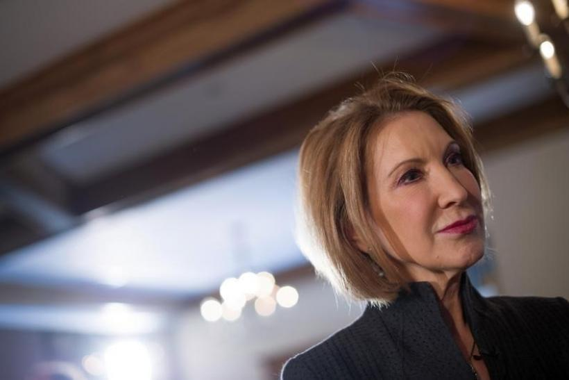 Carly Fiorina, Feb. 10, 2015