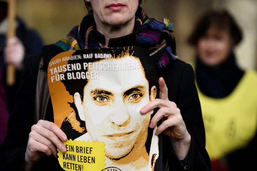 Raif Badawi speaks out on flogging