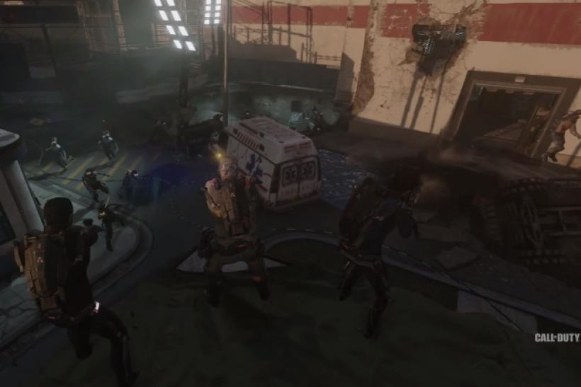 Call Of Duty Adds More Exo Zombies With New Advanced Warfare Trailer