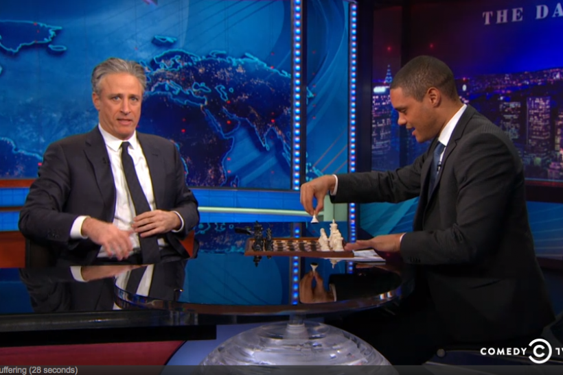 The Daily Show, March 19, 2015