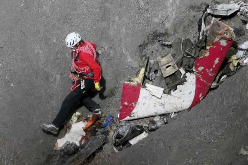 Germanwings remains