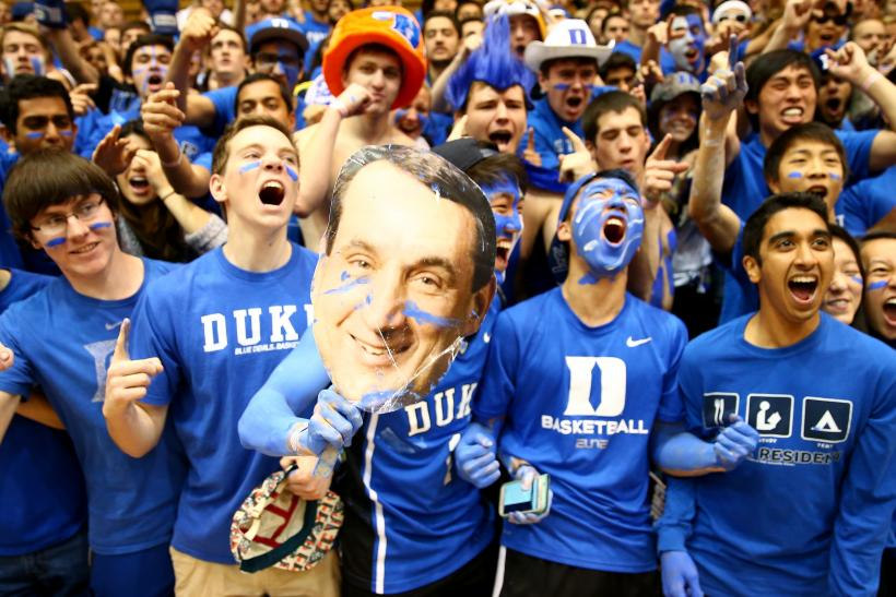 Duke Basketball  Why Are The Blue Devils So Hated  3e034bf38