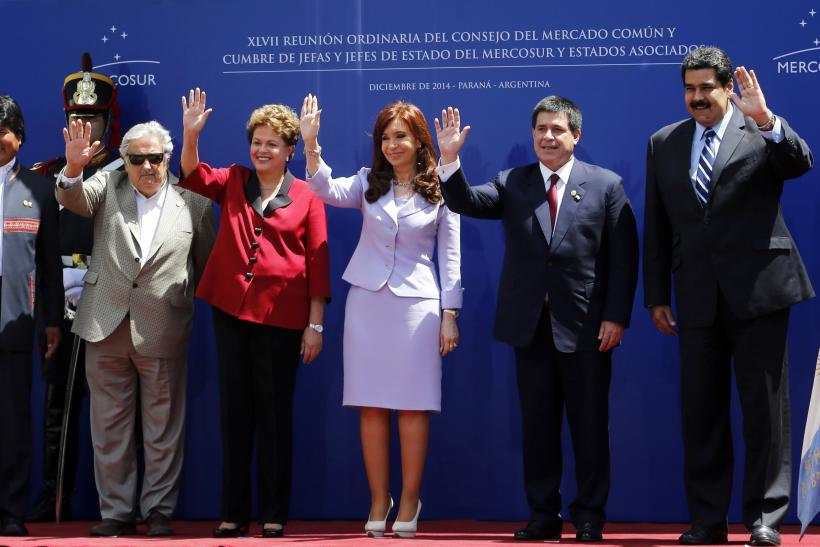 Mercosur Leaders