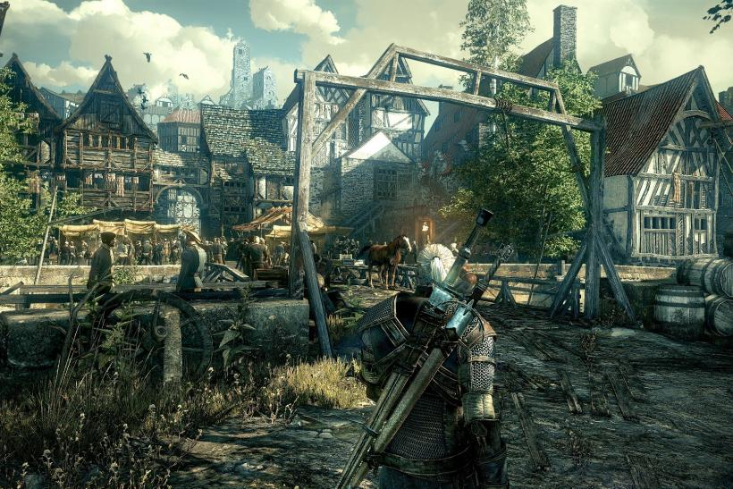 The Witcher 3 Wild Hunt Gameplay DLC Should Be Free Says CD Projekt RED Co Founder