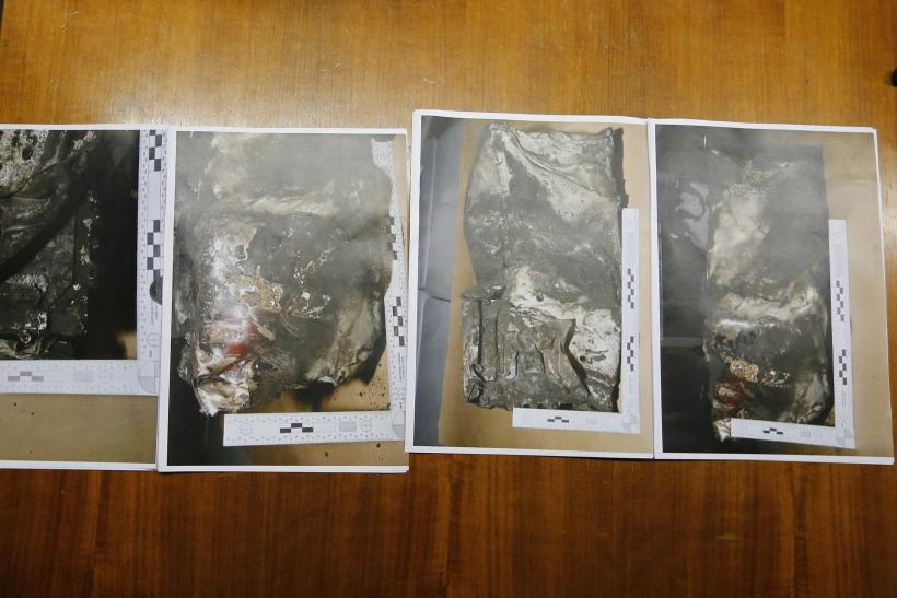 Pictures of the black box from Germanwings flight 9525