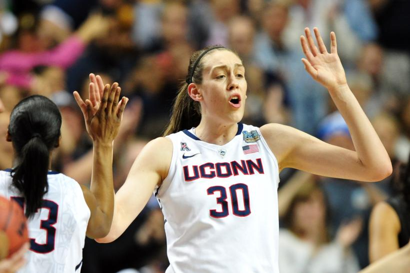 Breanna Stewart Connecticut 2015