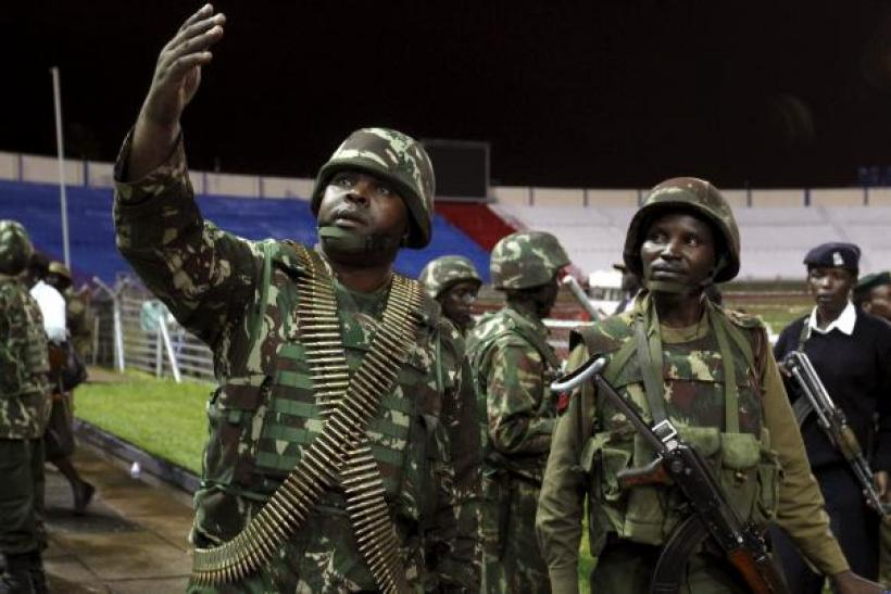 Kenya security forces