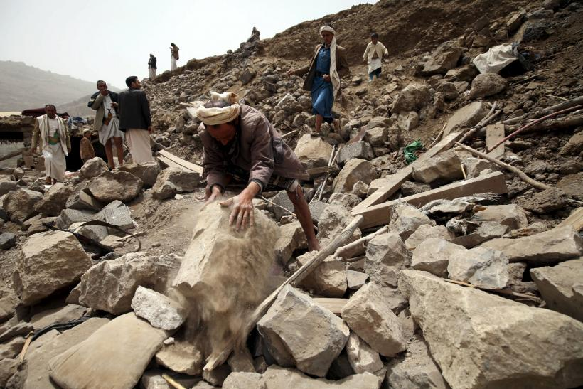 Red Cross Aid Yemen