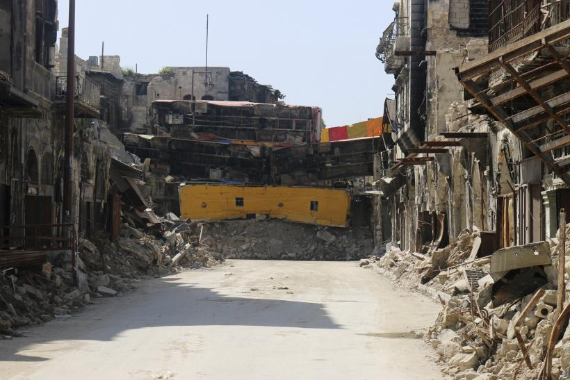 Syrian rebels_attack sites