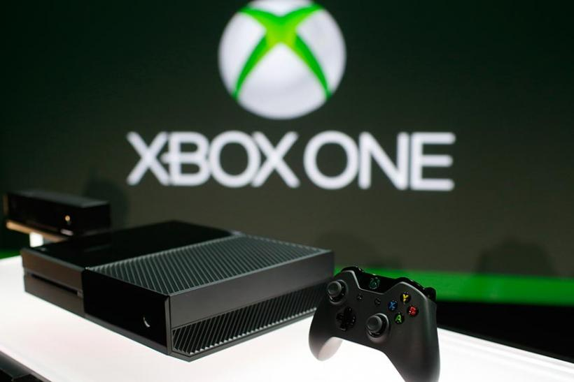 1NewXboxOne_launched_Reuters