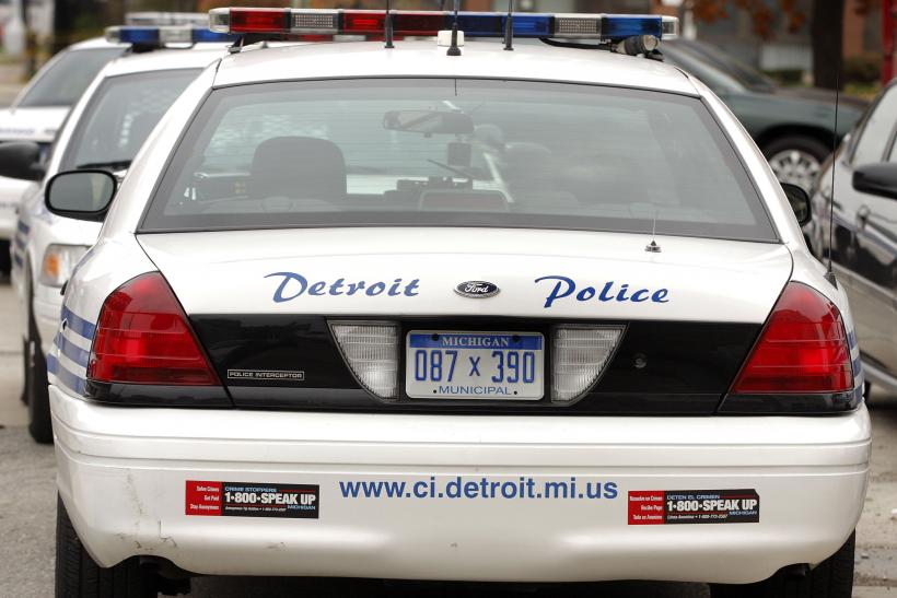 Detroit police officers indicted robbing drug dealers