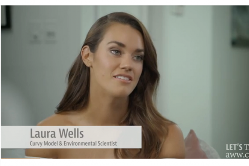 Plus Size Model Laura Wells On 'Skinny-Shaming' And Fashion Week Diets: 'One Cracker A Day'