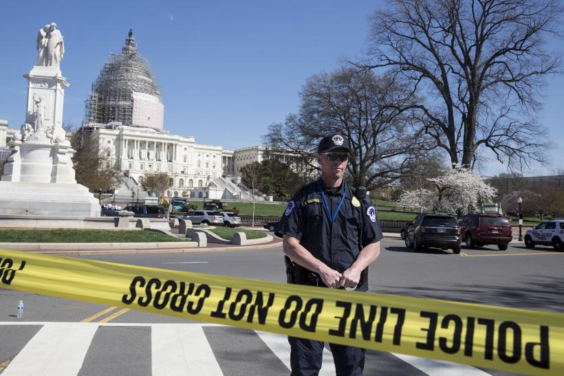 Capitol Building Lockdown