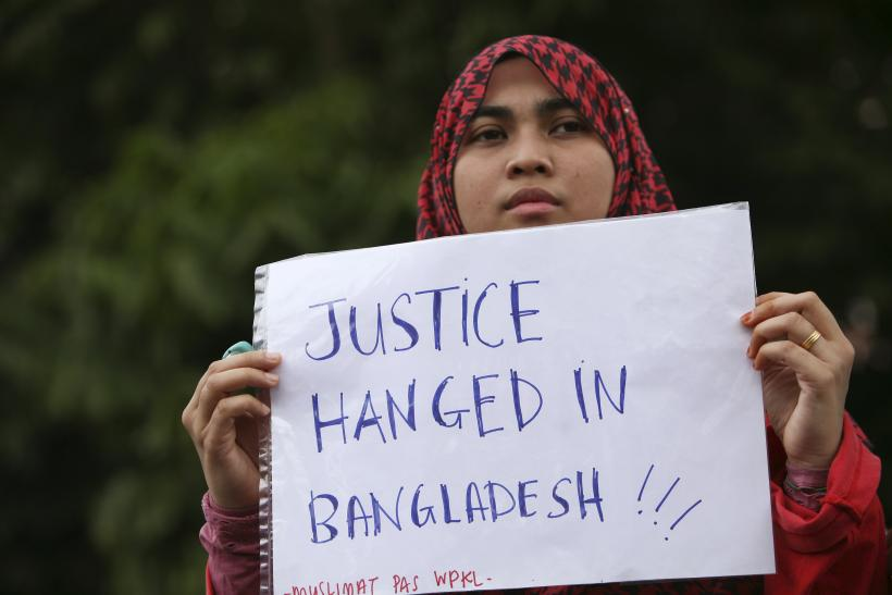 Bangladesh Execution