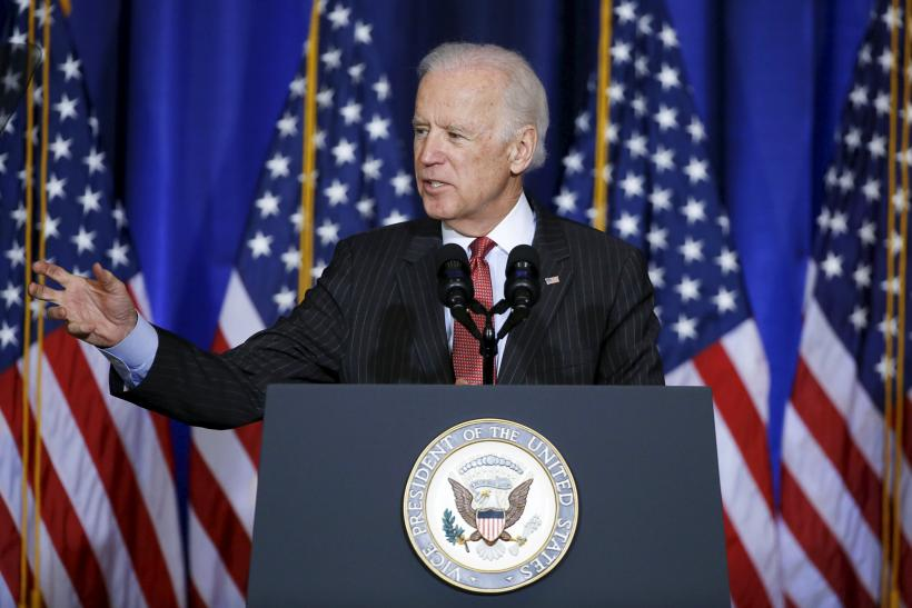 U.S. Vice President Joe Biden, April 9, 2015
