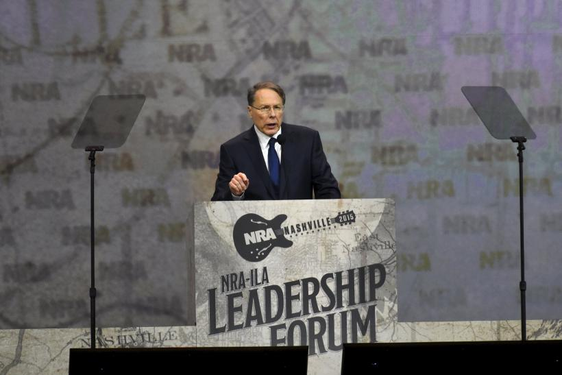 Wayne LaPierre, National Rifle Association