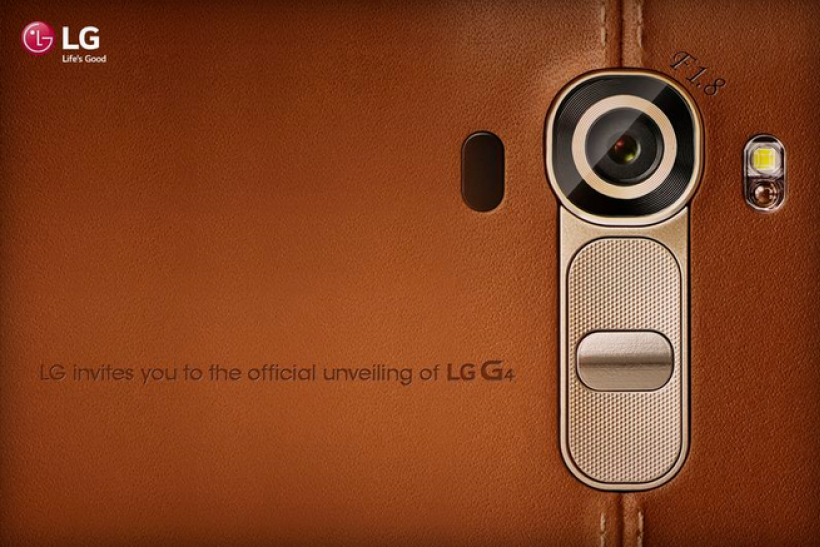 LG G4 Release Date, Specs, Camera And Features: What To