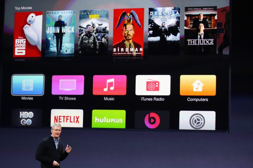 Apple TV WWDC