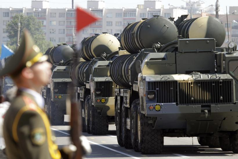 S-300 Missile Defense