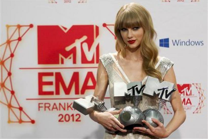 Taylor Swift MTV