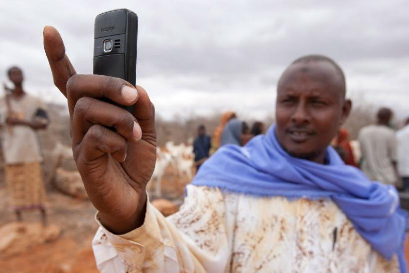 Cellphone in Africa