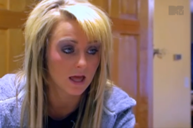 'Teen Mom 2' Star Leah Messer Calvert To Enter Rehab For