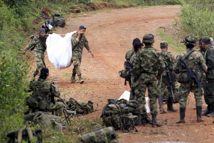 Colombia FARC conflict