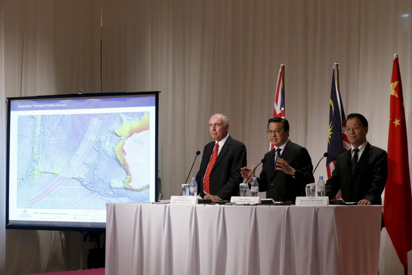 mh370 meeting