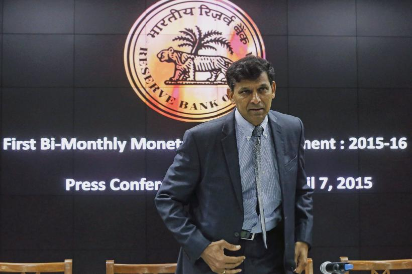 Raghuram Rajan, Governor of Reserve Bank of India