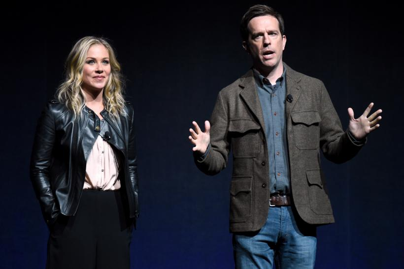 christina applegate, ed helms