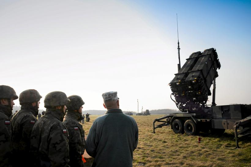 Poland Chooses Raytheon's Patriot Missile System As
