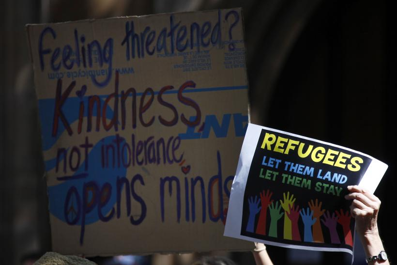 sydney refugee rally 2014