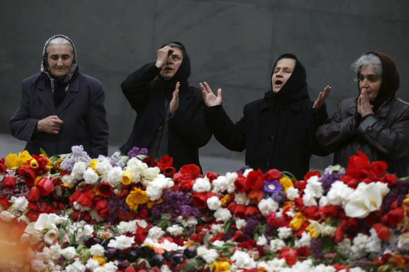 Who Recognizes The Armenian Genocide?