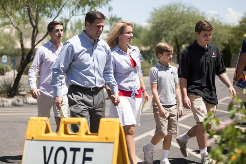 Arizona Gay Adoption: Republican Governor Doug Ducey Allows State's LGBT  Couples To Parent Foster Children Again