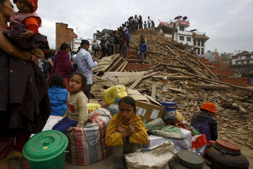 Nepal Earthquake C, April 25, 2015