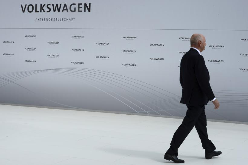 VW Chairman Ferdinand Piech, April 23, 2012