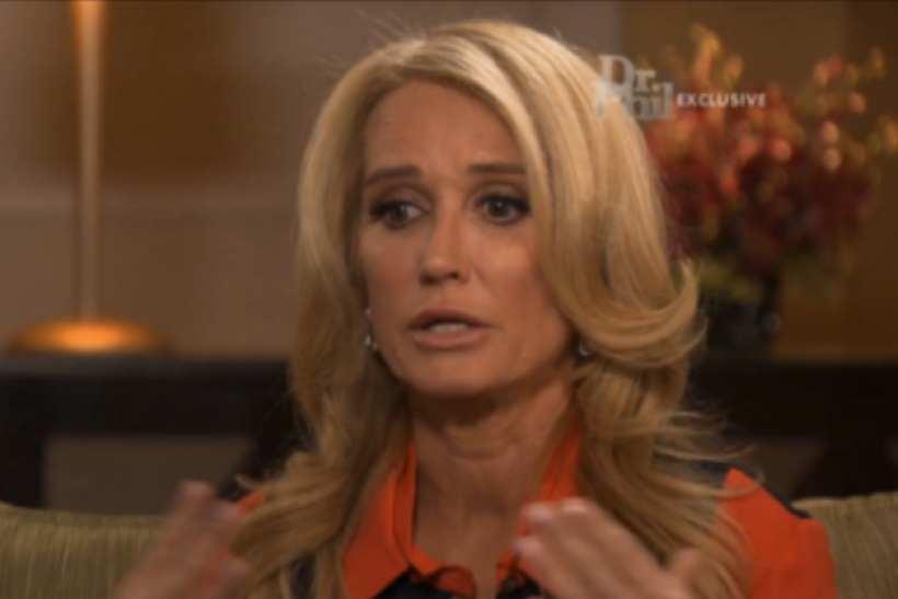 Real Housewives Of Beverly Hills' Star Kim Richards On 'Dr  Phil