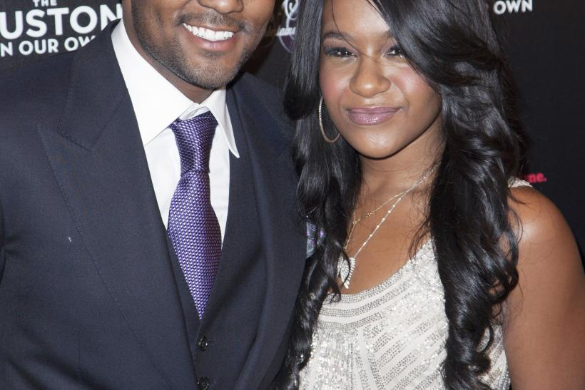 Nick Gordon Bobbi Kristina Brown